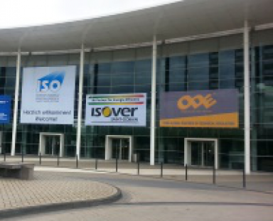 ODE left its mark on the insulation exhibitions in both, Turkey and Germany during the same week.