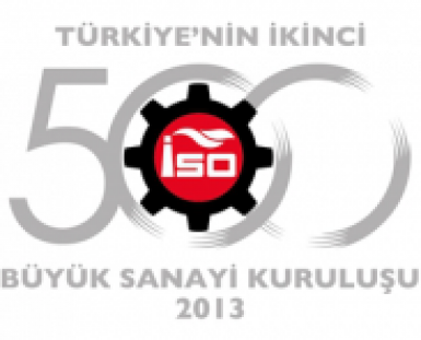ODE Insulation Company ranked 102nd on Istanbul Chamber of Industry's Second Top 500 Industrial Organizations List