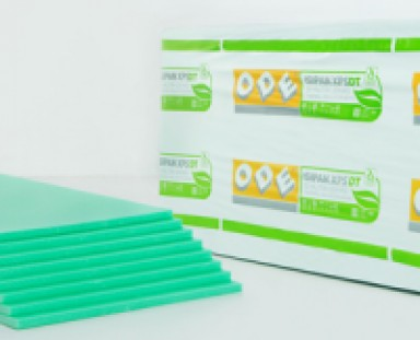 ODE continues to be the leader of environment-friendly activities: 100% Ozone Friendly Production!