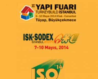 With its innovative products, ODE attends 3 exhibitions in a week…