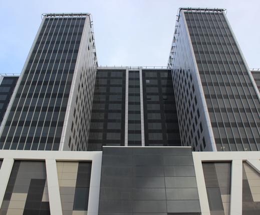Setif Courtyard Mariott Hotel