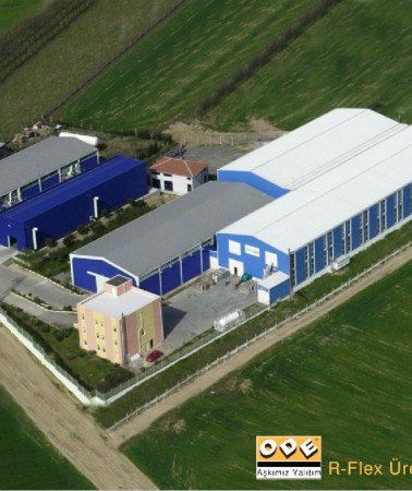 ODE R-Flex Manufacturing Plant