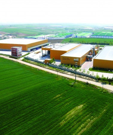 ODE Isıpan Manufacturing Plant
