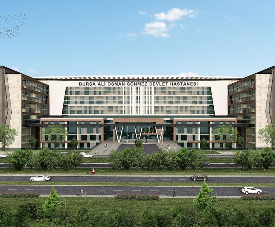 Bursa Ali Osman Sönmez Devlet Hastanesi