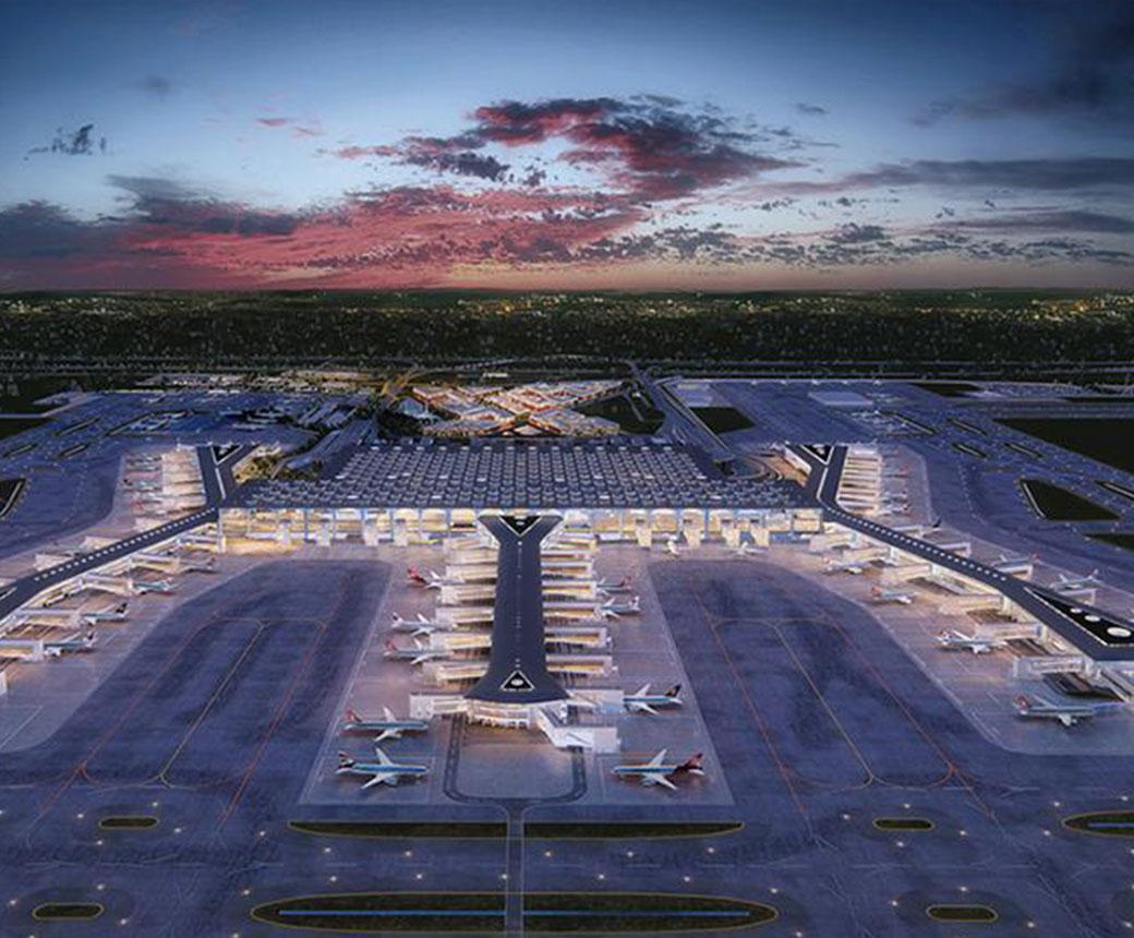 İGA-İstanbul Yeni Havalimanı