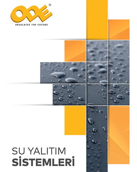 Su Yalıtım Sistemleri Broşür Talep Formu