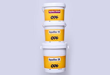 ODE Aquaflex Sürme Su Yalıtım Serisi ve Tamamlayıcı Ürünler