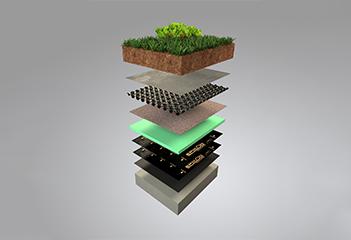 EPİGREEN Yeşil Çatı Sistemi